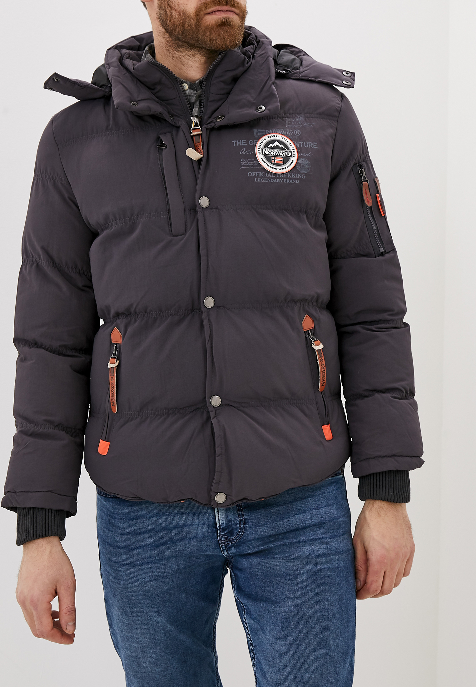 Куртка Geographical Norway WR053H/GN