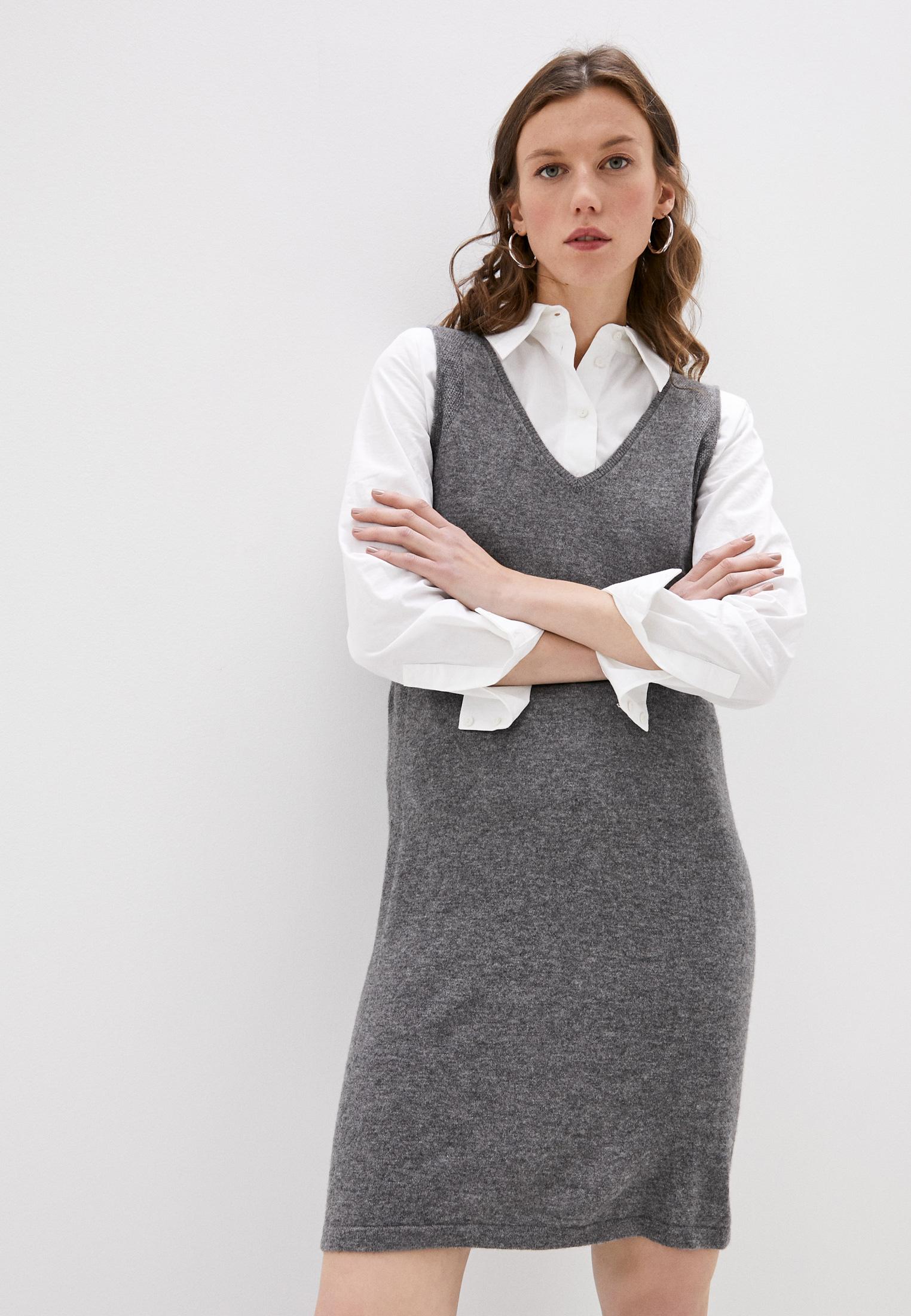 Вязаное платье GERARD DAREL DHR79H238