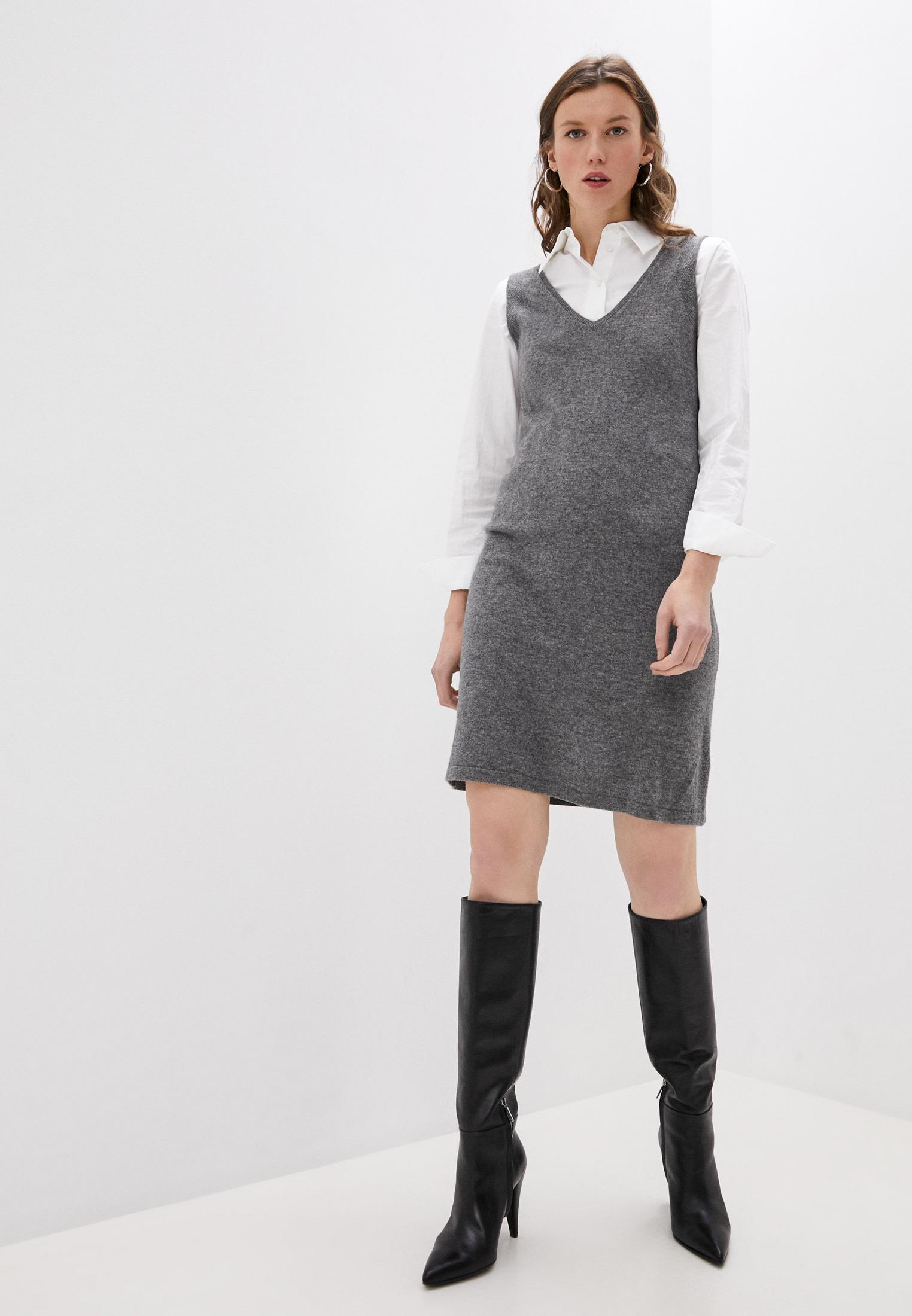 Вязаное платье GERARD DAREL DHR79H238: изображение 3