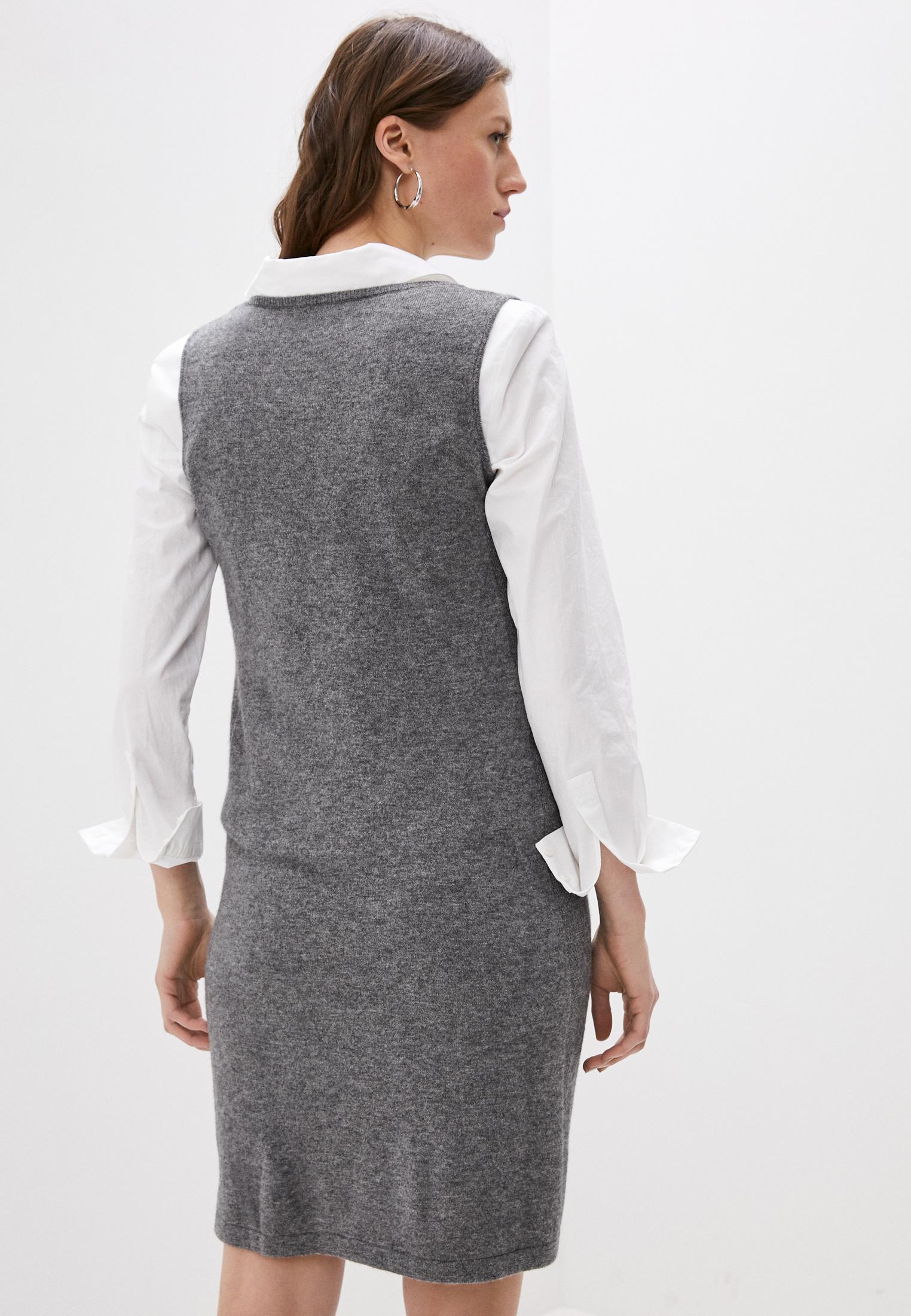Вязаное платье GERARD DAREL DHR79H238: изображение 4
