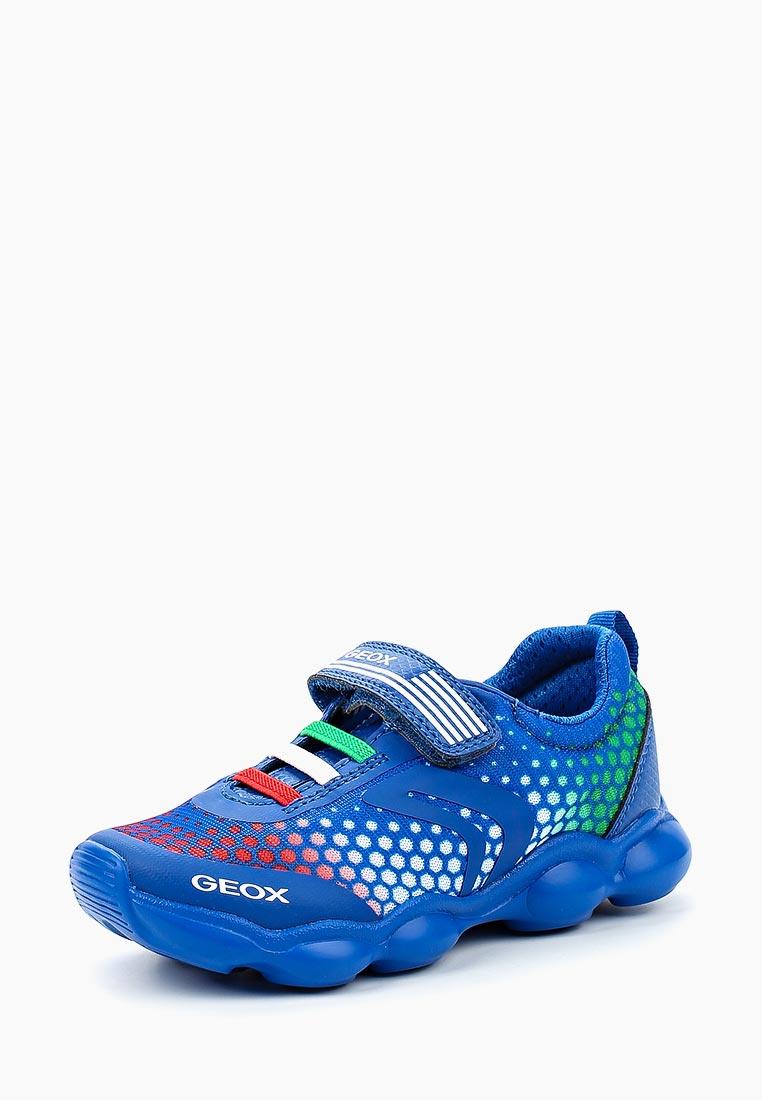 Кроссовки для мальчиков Geox J824BC014CEC0432: изображение 5