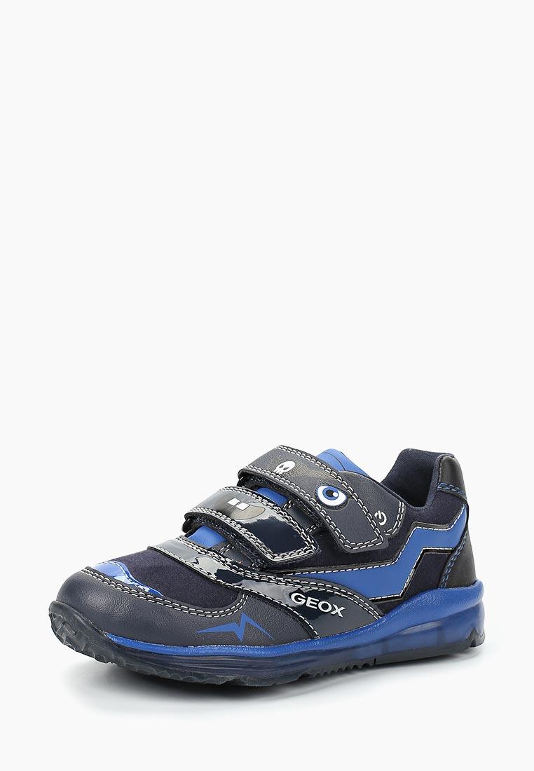 Кроссовки для мальчиков Geox B8484B0AU54C4184