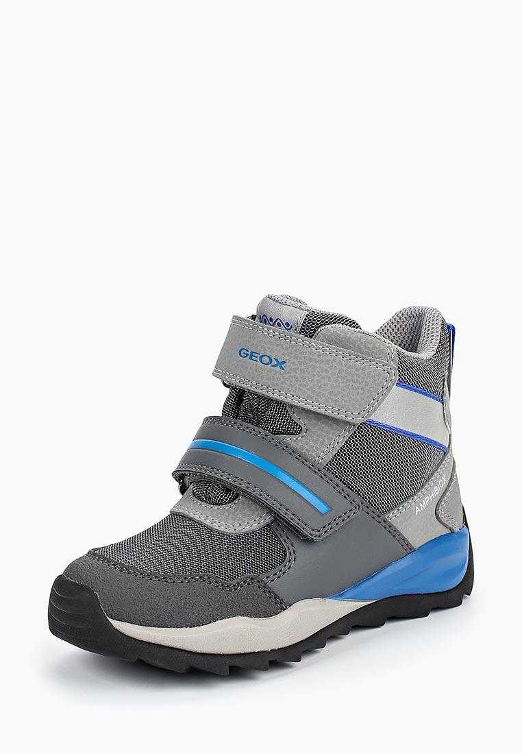 Ботинки для мальчиков Geox (Геокс) J840BA011BCC0069