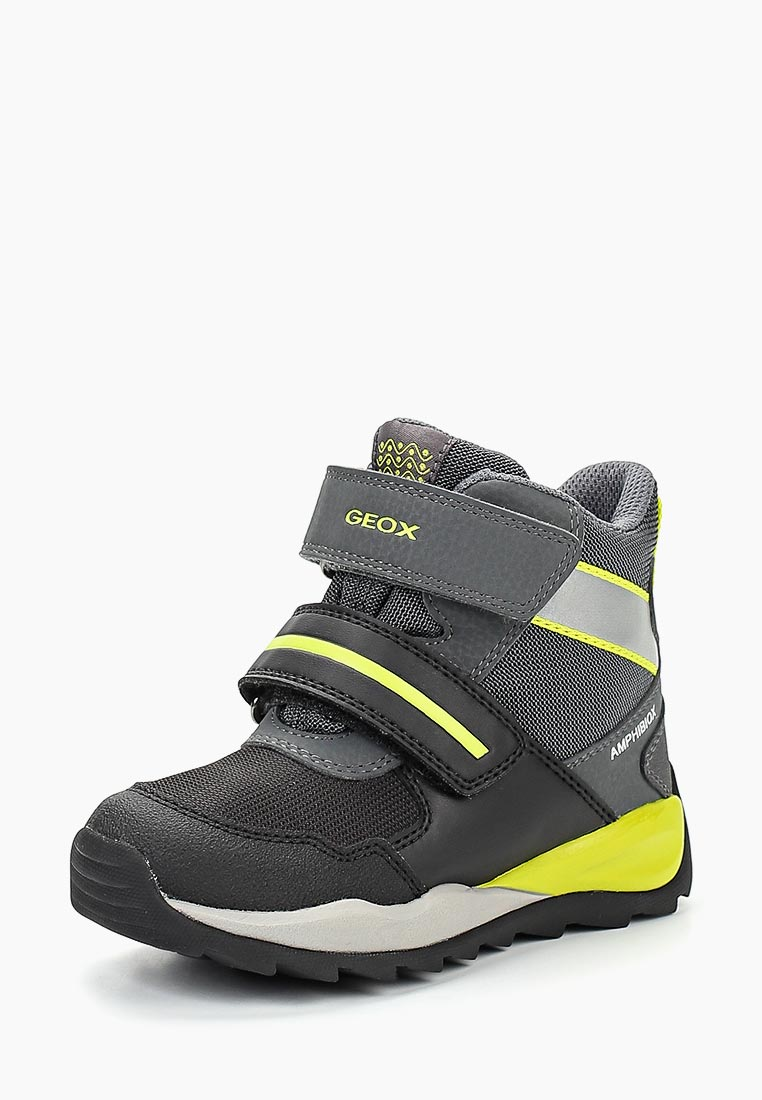 Ботинки для мальчиков Geox (Геокс) J840BA011BCC0802
