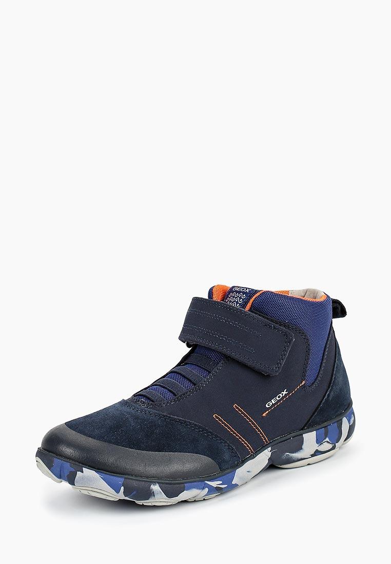 Ботинки для мальчиков Geox J841TB02214C0820