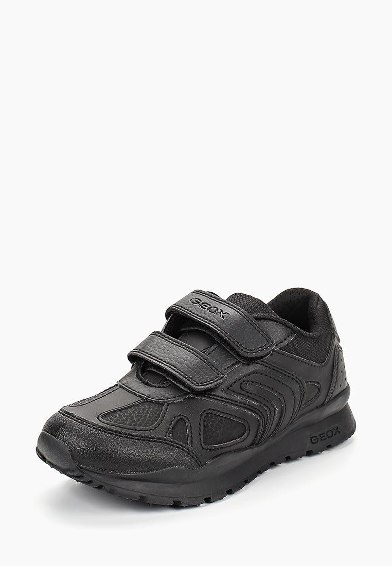 Кроссовки для мальчиков Geox J8415F0BUCEC9999