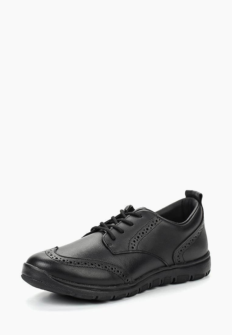 Туфли для мальчиков Geox (Геокс) J843NB043BCC9999