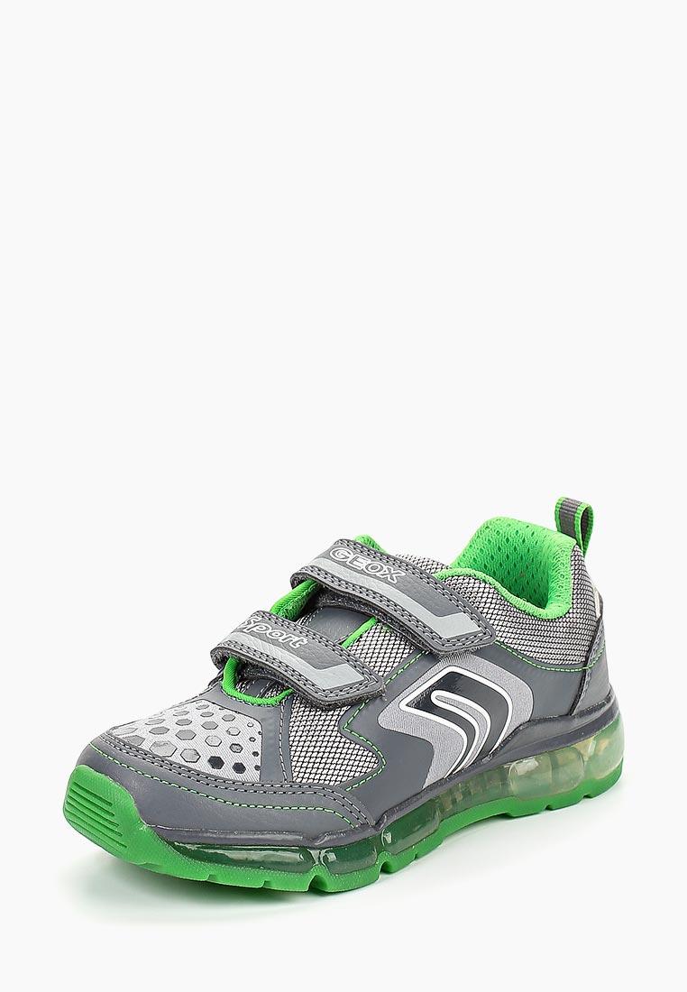 Кроссовки для мальчиков Geox J8444A0BU11C0875