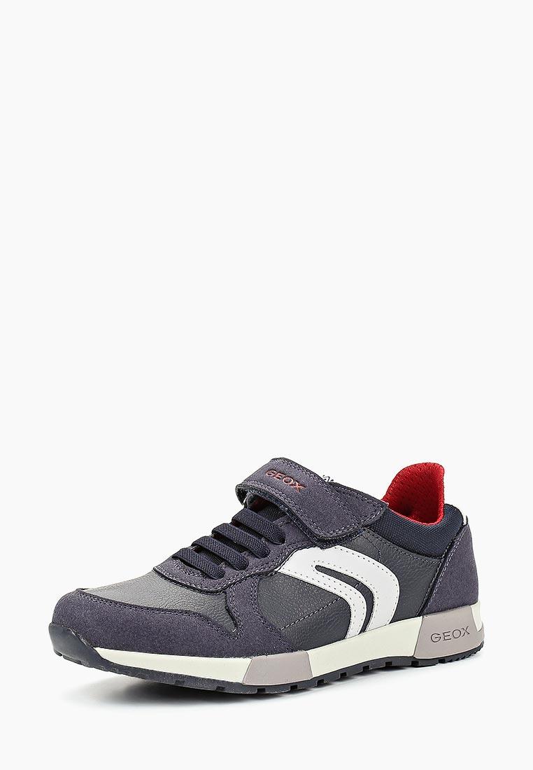 Кроссовки для мальчиков Geox J846NC0FUAUC0661