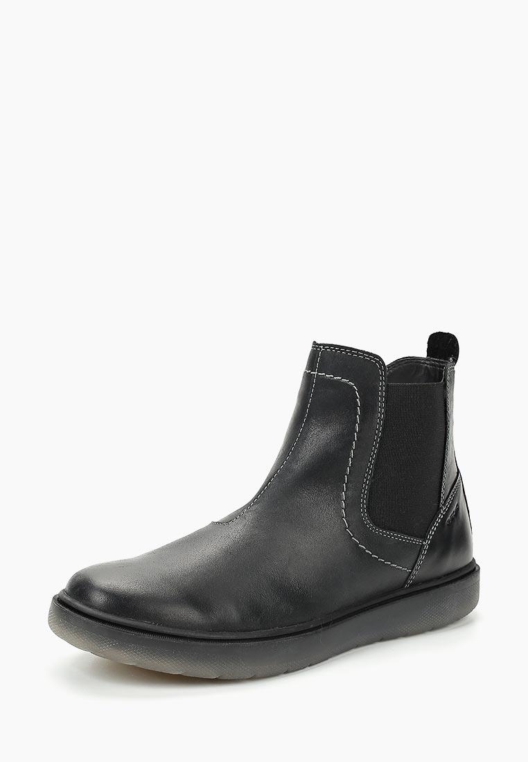 Ботинки для мальчиков Geox J847SC000CLC9999