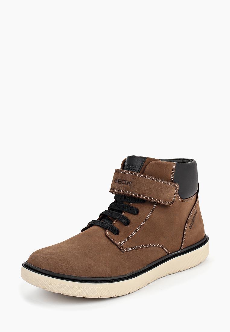 Ботинки для мальчиков Geox J847TA032BCC0013