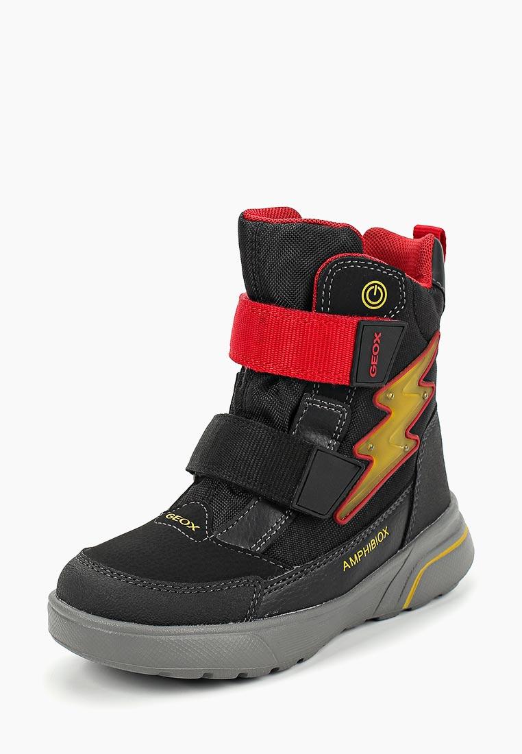 Ботинки для мальчиков Geox (Геокс) J847UC0CEFUC0048