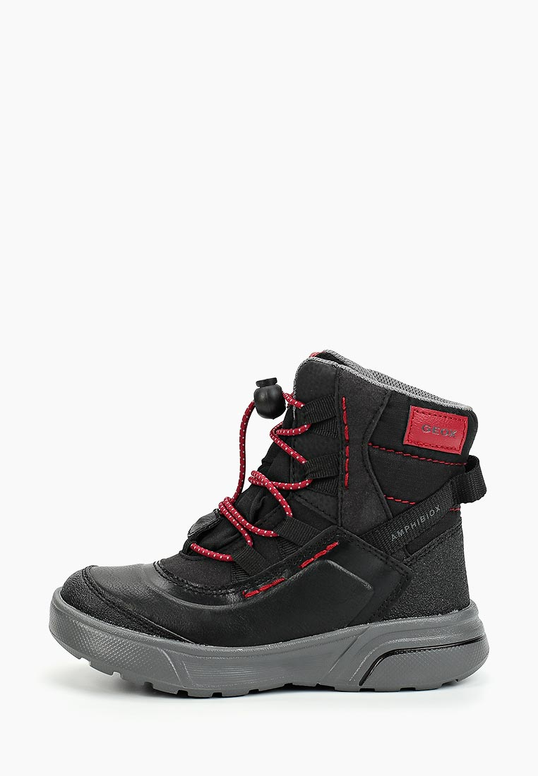 Ботинки для мальчиков Geox J947UA0MEFUC0048