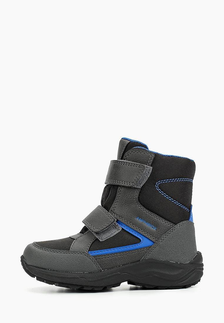 Ботинки для мальчиков Geox J94AHA0MEFUC0245