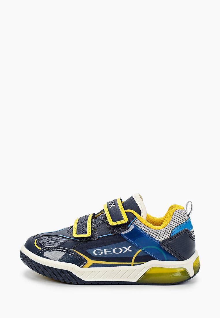 Кроссовки для мальчиков Geox (Геокс) J029CA014BUC0657