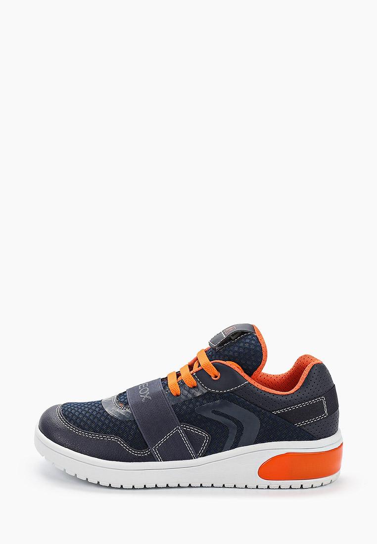 Кроссовки для мальчиков Geox J927QB01454C0659