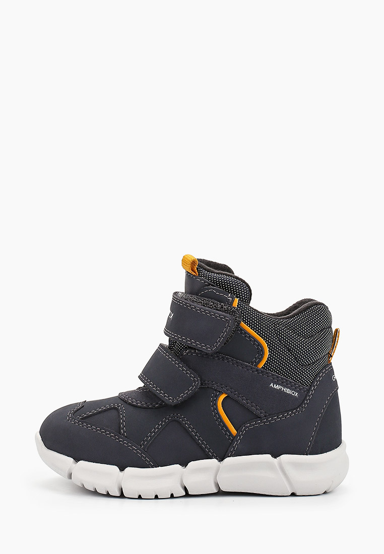 Ботинки для мальчиков Geox (Геокс) B043PA032BCC4002