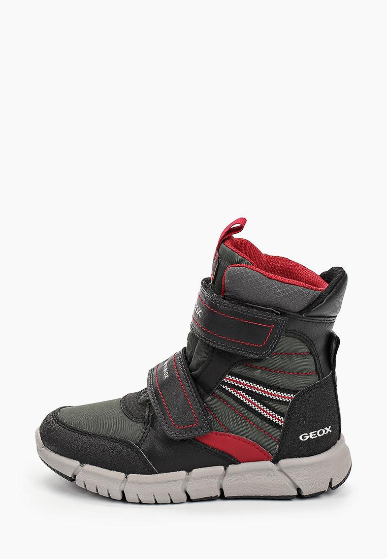 Ботинки для мальчиков Geox J049XA0FUFEC0260