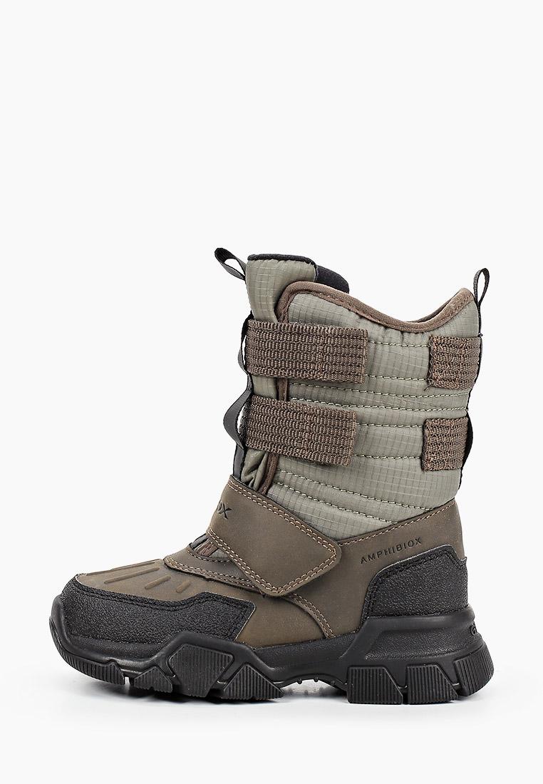 Ботинки для мальчиков Geox J04CSB0FUMEC3009