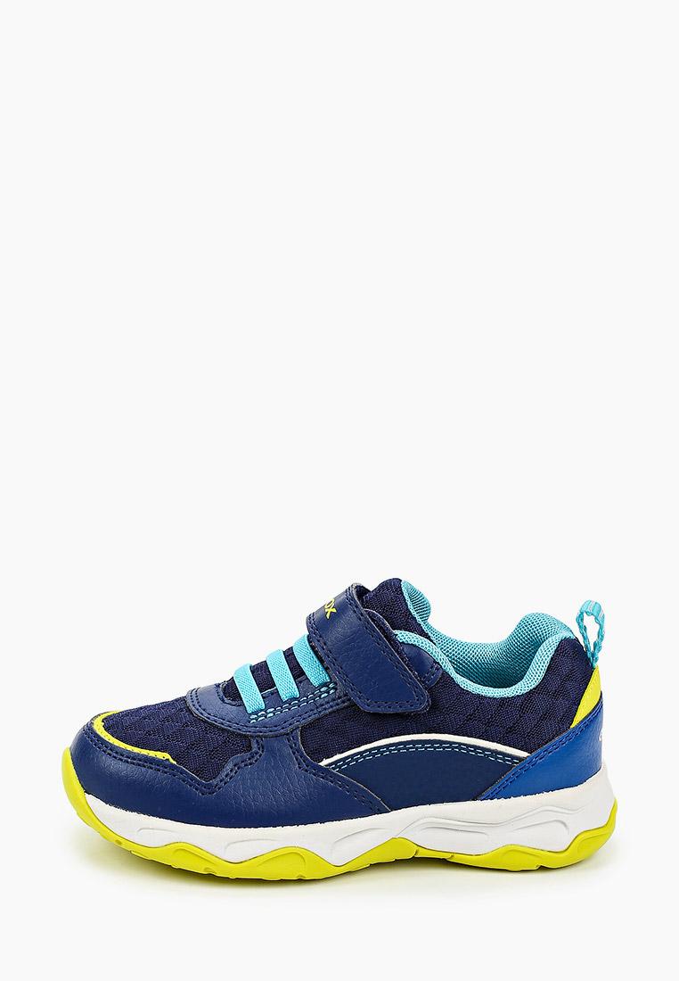 Кроссовки для мальчиков Geox J04CLA0FE14C0749
