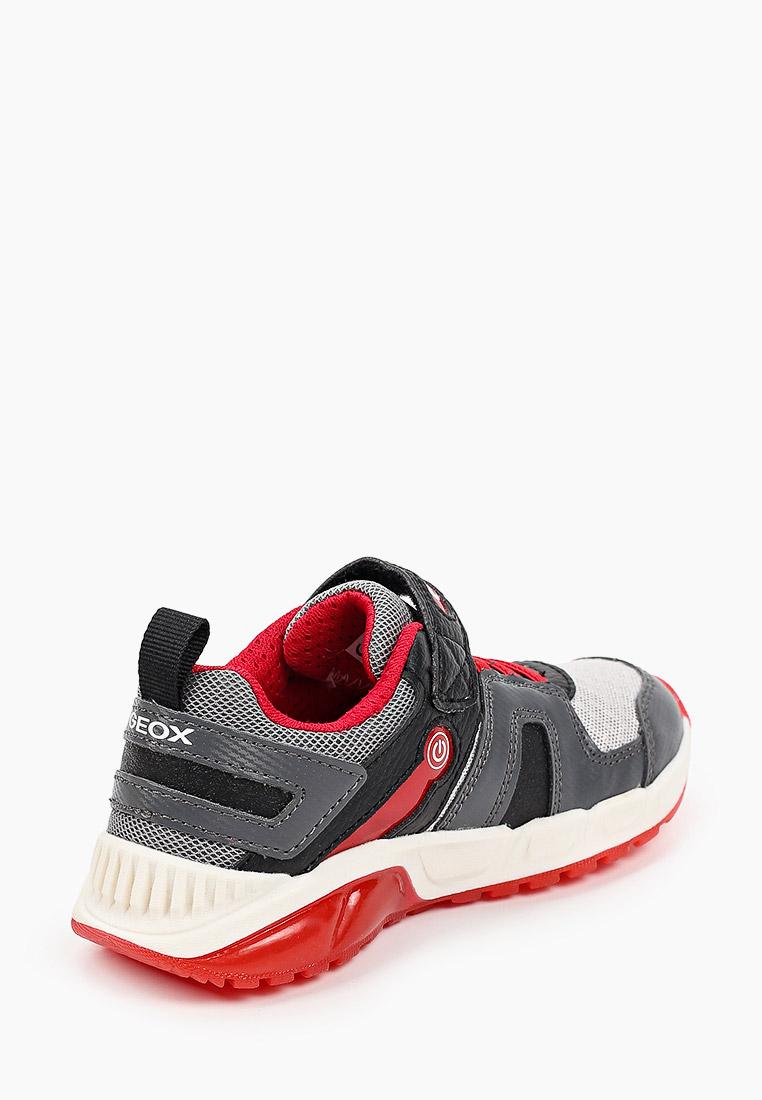 Кроссовки для мальчиков Geox J04CQA014CEC0051: изображение 3
