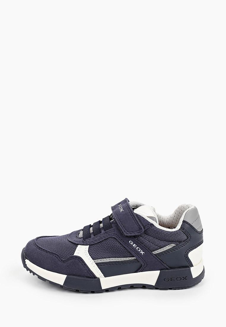 Кроссовки для мальчиков Geox J046NA0AU14C0661: изображение 1