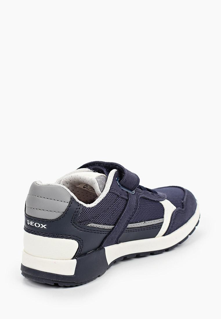 Кроссовки для мальчиков Geox J046NA0AU14C0661: изображение 3