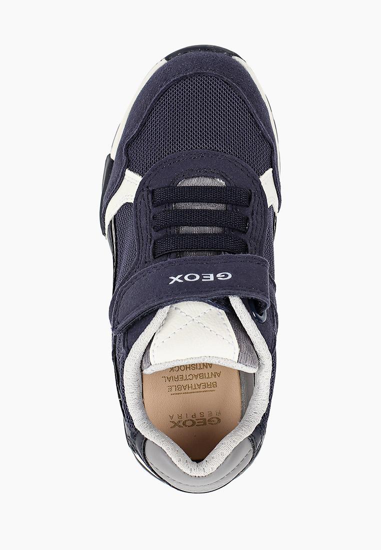 Кроссовки для мальчиков Geox J046NA0AU14C0661: изображение 4