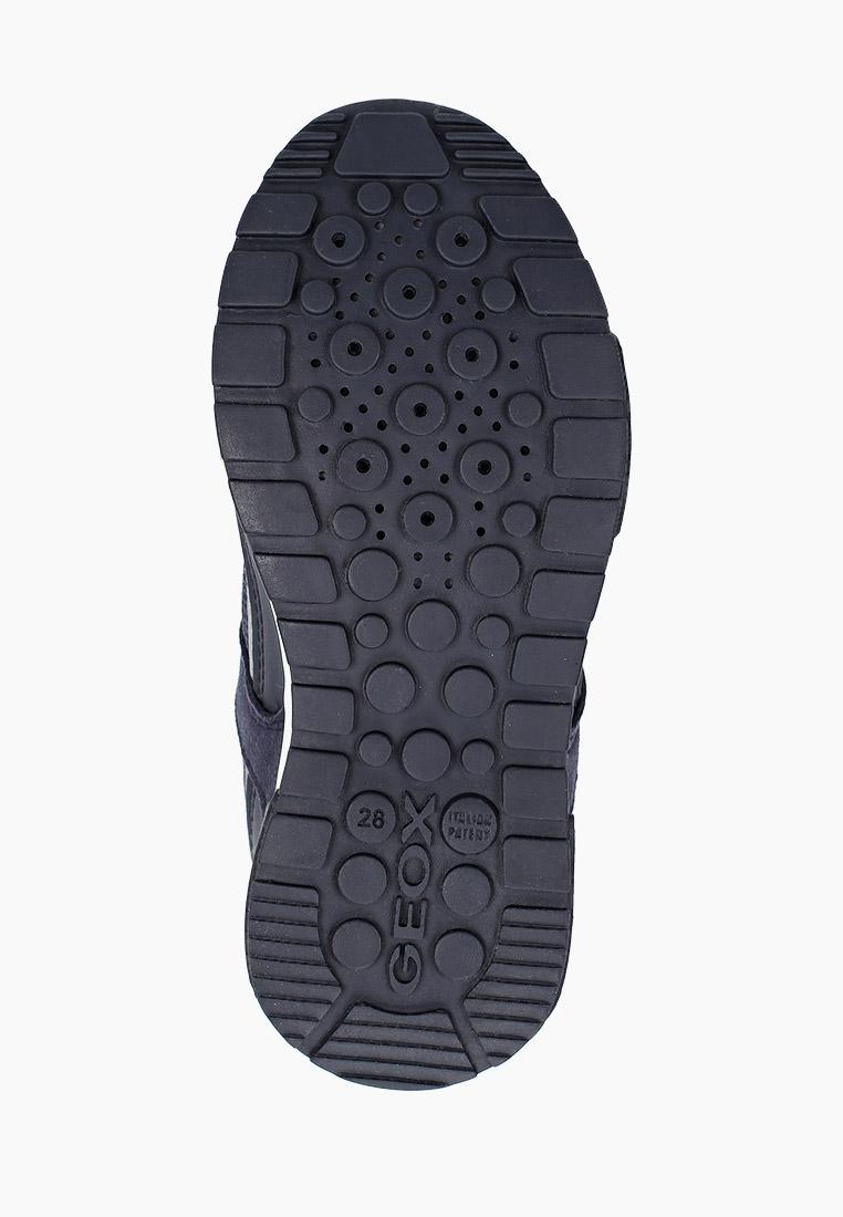 Кроссовки для мальчиков Geox J046NA0AU14C0661: изображение 5