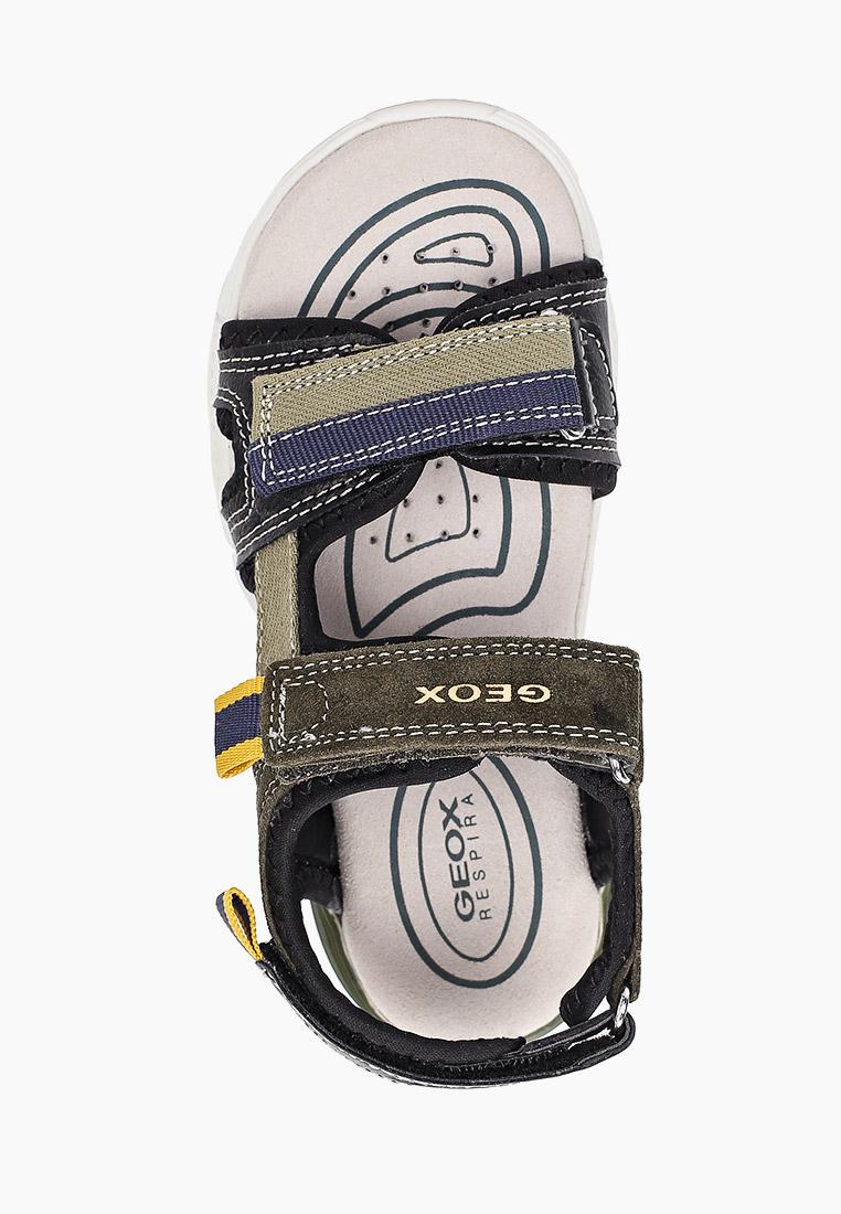 Сандалии для мальчиков Geox J15AVA01522C3009: изображение 4
