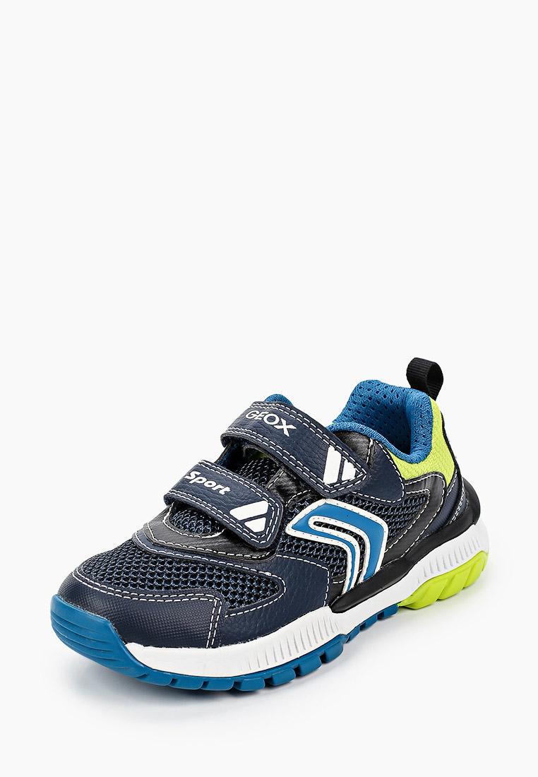 Кроссовки для мальчиков Geox J15AXD014BUC0749: изображение 2