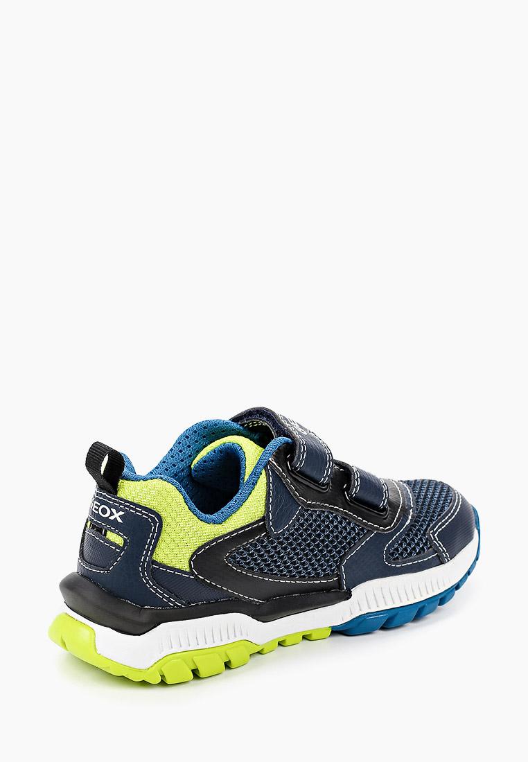 Кроссовки для мальчиков Geox J15AXD014BUC0749: изображение 3