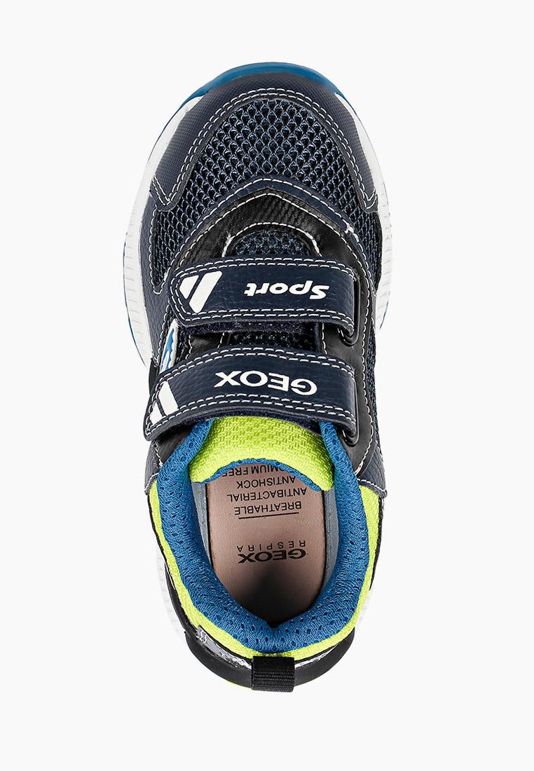 Кроссовки для мальчиков Geox J15AXD014BUC0749: изображение 4