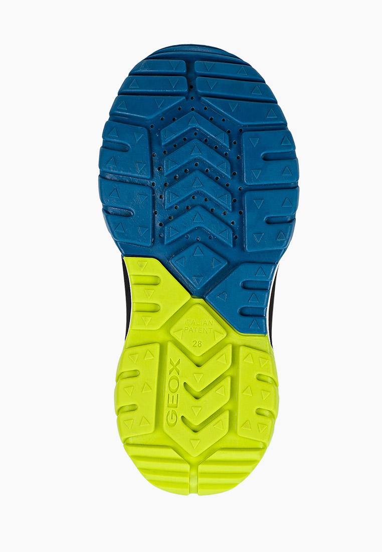 Кроссовки для мальчиков Geox J15AXD014BUC0749: изображение 5