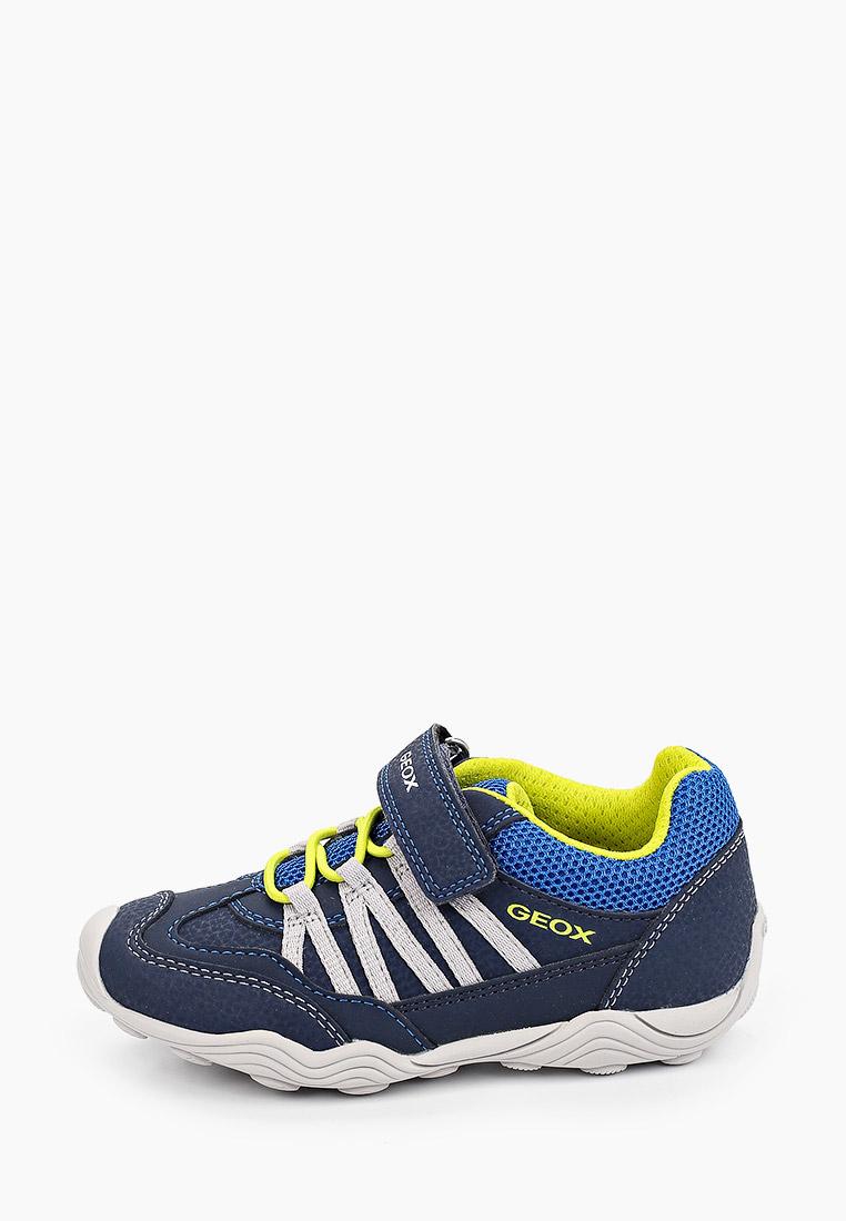 Кроссовки для мальчиков Geox J154YA0CE14C0749: изображение 1