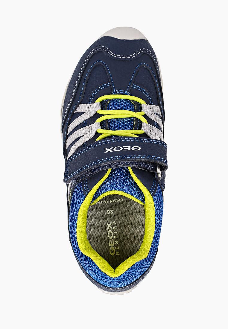Кроссовки для мальчиков Geox J154YA0CE14C0749: изображение 4