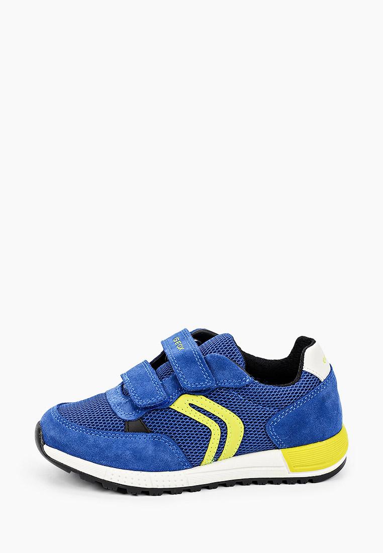 Кроссовки для мальчиков Geox J159EA01422C4344
