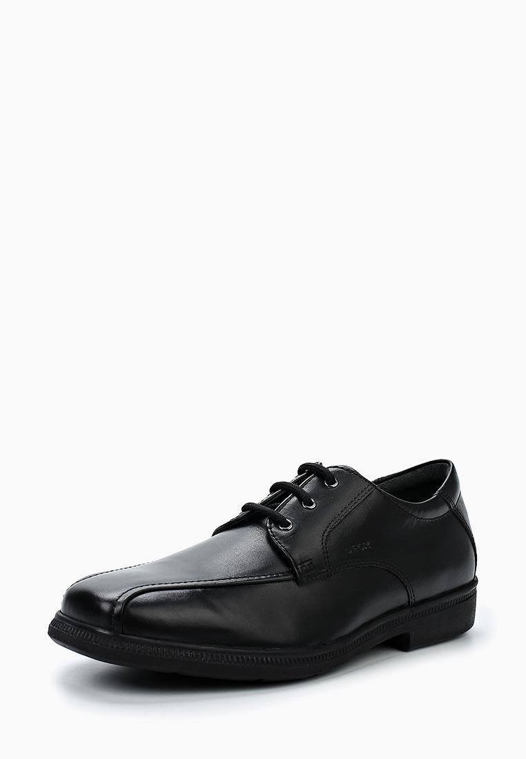 Туфли для мальчиков Geox (Геокс) Туфли Geox