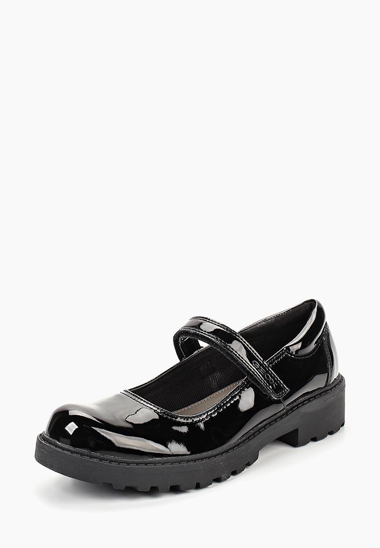 Туфли для девочек Geox (Геокс) J6420P000HHC9999