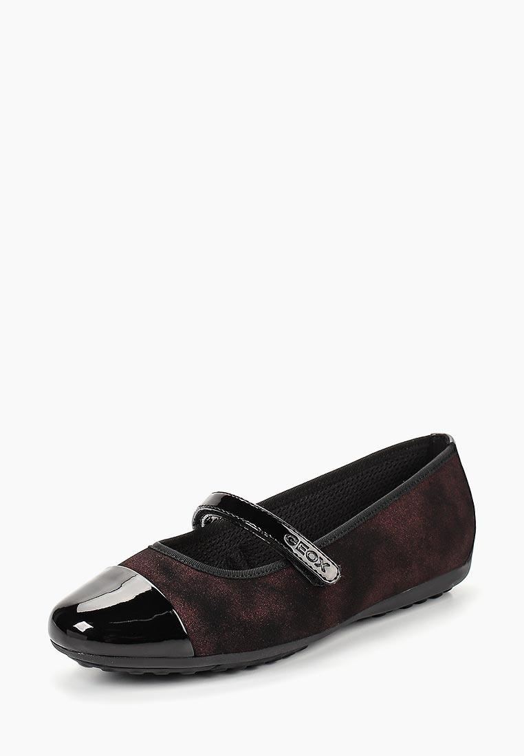 Туфли для девочек Geox (Геокс) J84B0B0PVHIC0241