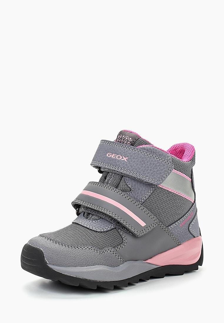 Ботинки для девочек Geox J842BD0FU54C0502