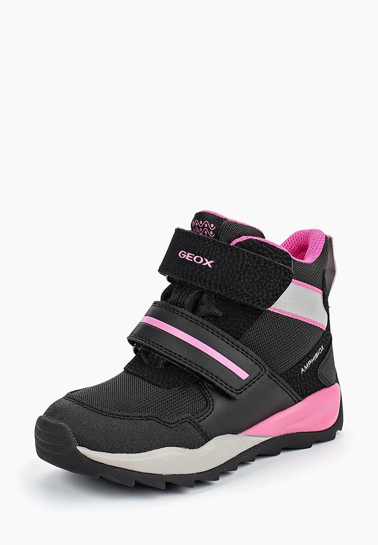 Ботинки для девочек Geox (Геокс) J842BD0FU54C0922