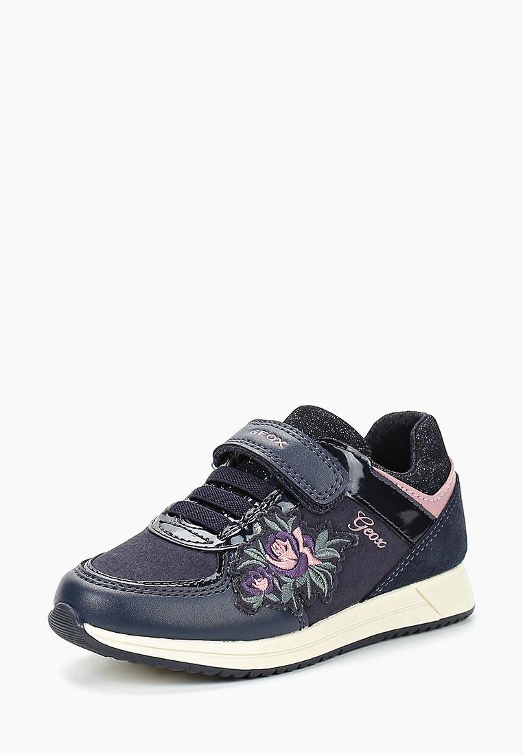 Кроссовки для девочек Geox (Геокс) J846FB0AU54C4002