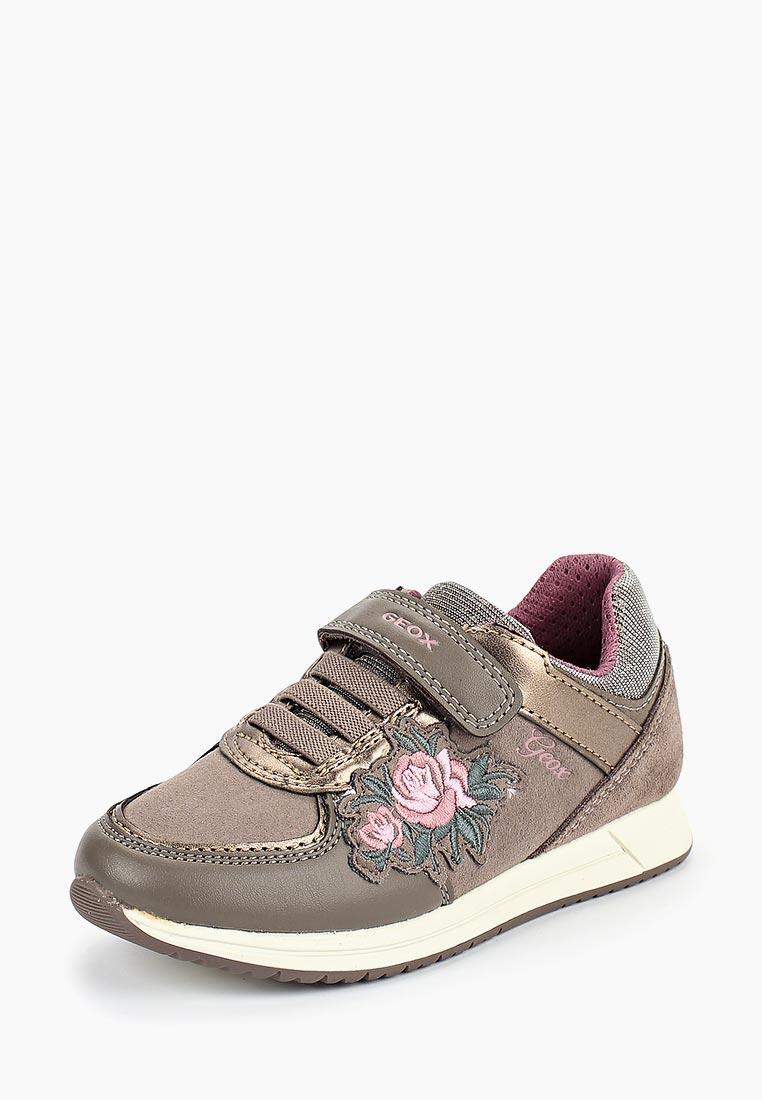 Кроссовки для девочек Geox (Геокс) J846FB0AU54C5005
