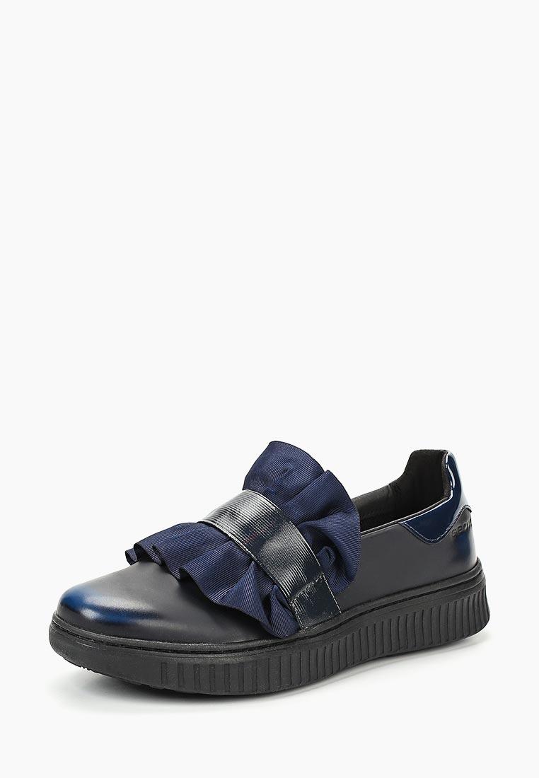 Туфли для девочек Geox (Геокс) J847YD000CNC4002
