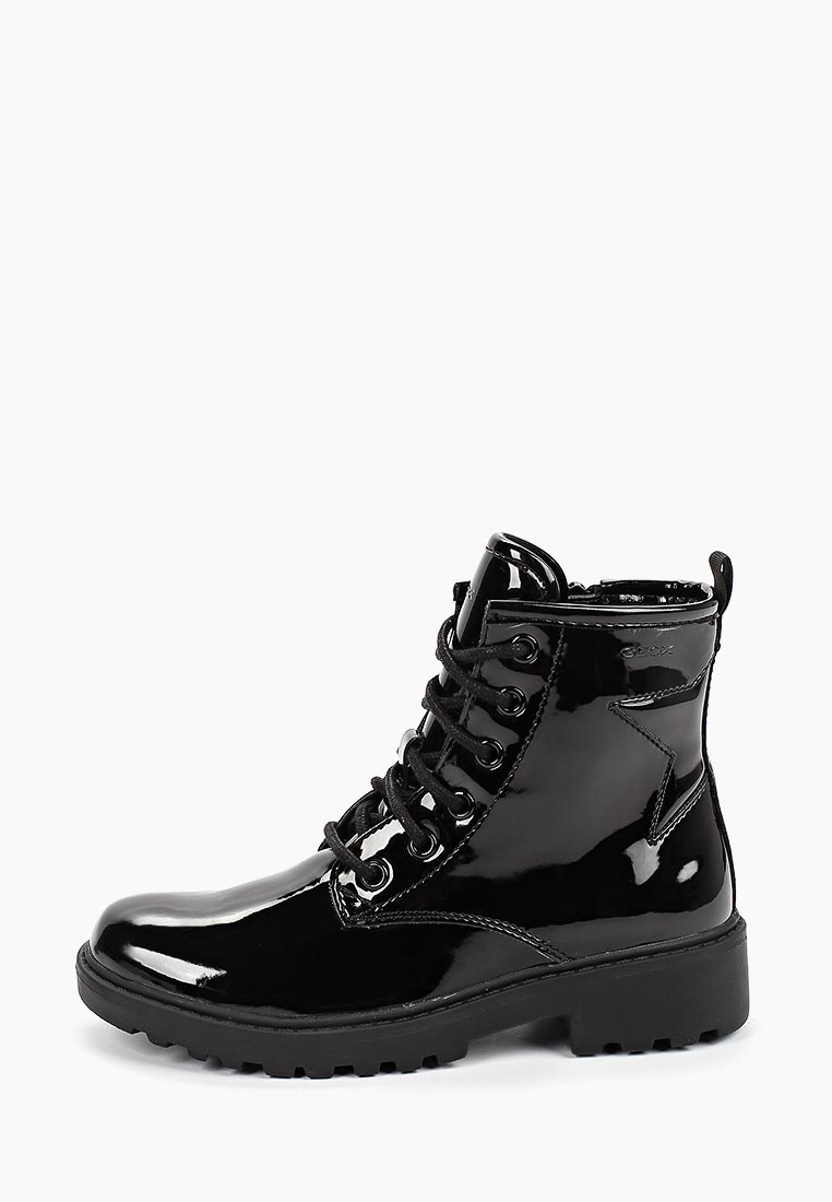 Ботинки для девочек Geox J9420G000HHC9999