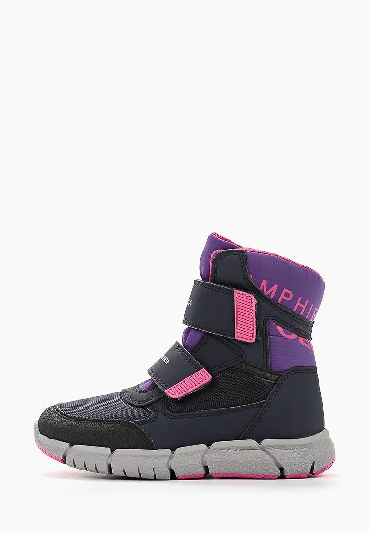 Ботинки для девочек Geox J94APA0FU54C4267