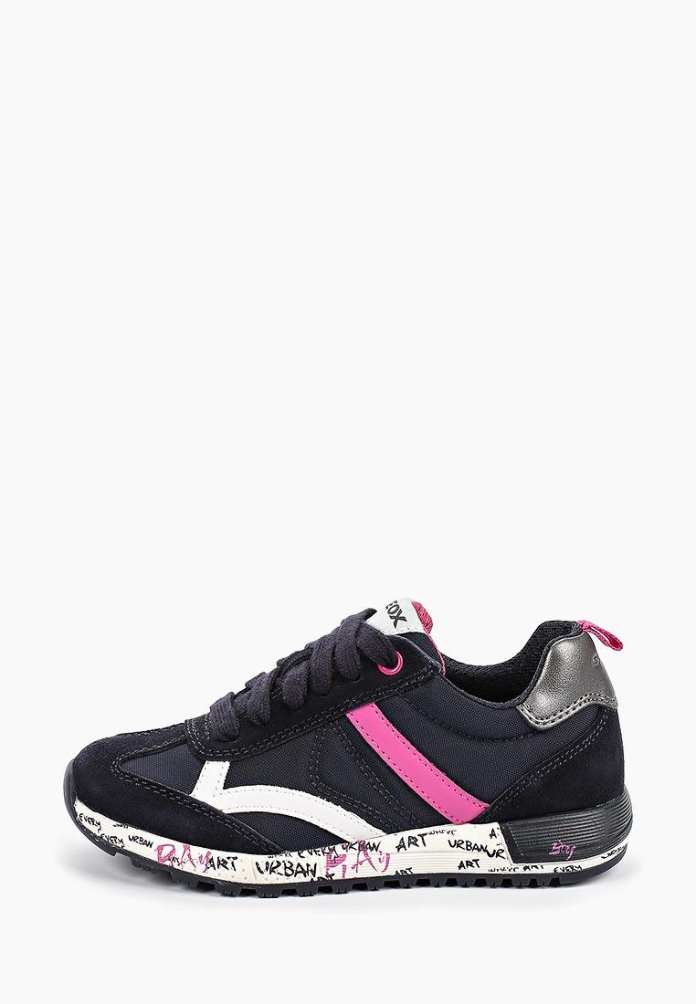Кроссовки для девочек Geox (Геокс) J94AQA0FU22C4021