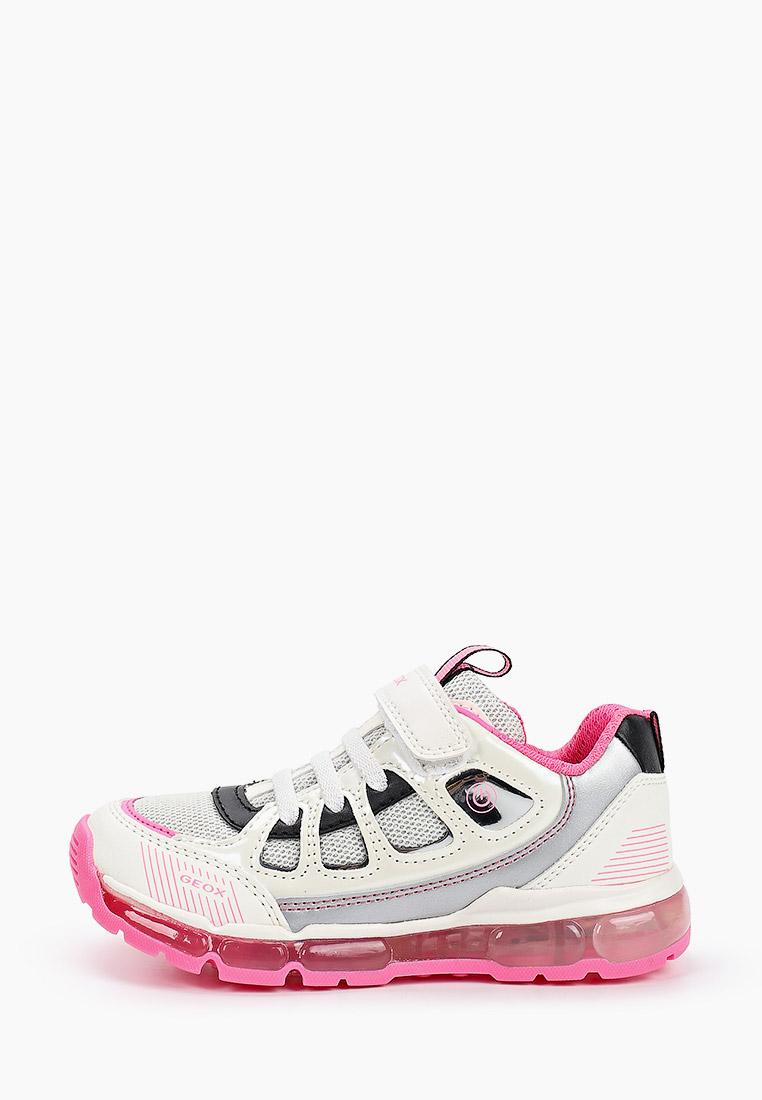 Кроссовки для девочек Geox (Геокс) J0245C0KNASC0563