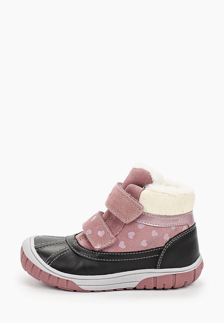 Ботинки для девочек Geox (Геокс) B042LA02285C8025